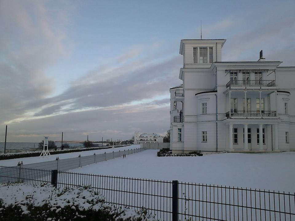 Heiligendamm Winter